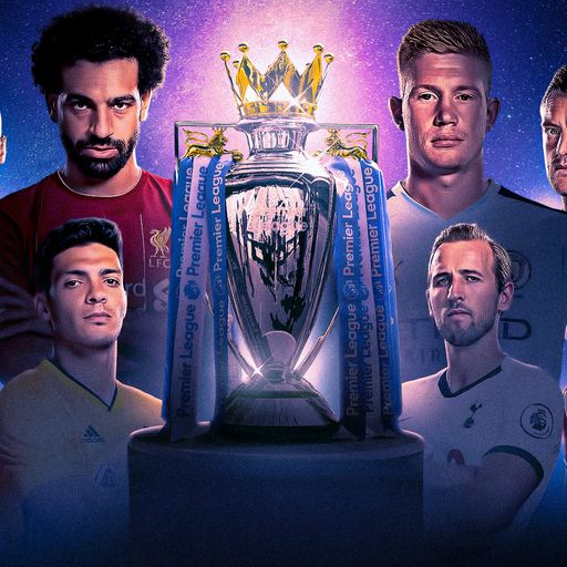 Watch the Premier League live on Sky Sports