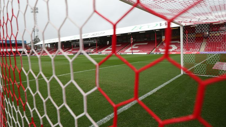 Griffin Park has been Brentford's home since 1904