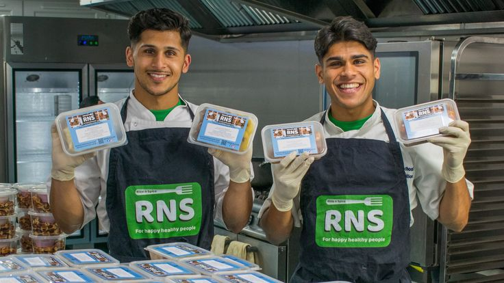 Former professional footballer Jhai Dhillon and his brother have launched a meal prep company