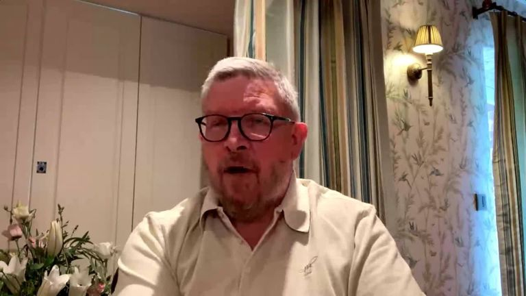 F1 managing director of motorsport Ross Brawn speaks exclusively to The F1 Show to provide the latest updates on talks in the sport to cut costs and get the season up and running from July