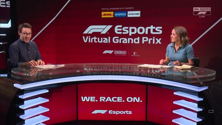 After their battle royale, Alex Albon and Charles Leclerc reflect on the key aspects of their battle