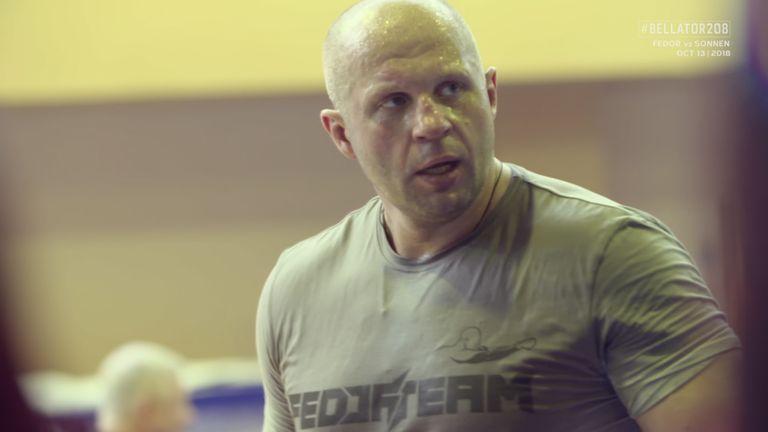 MMA Fedor Emelianenko