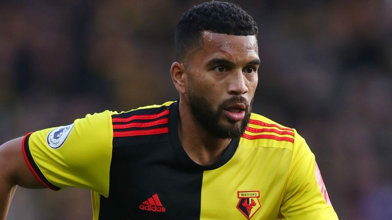 Adrian Mariappa has tested positive for coronavirus