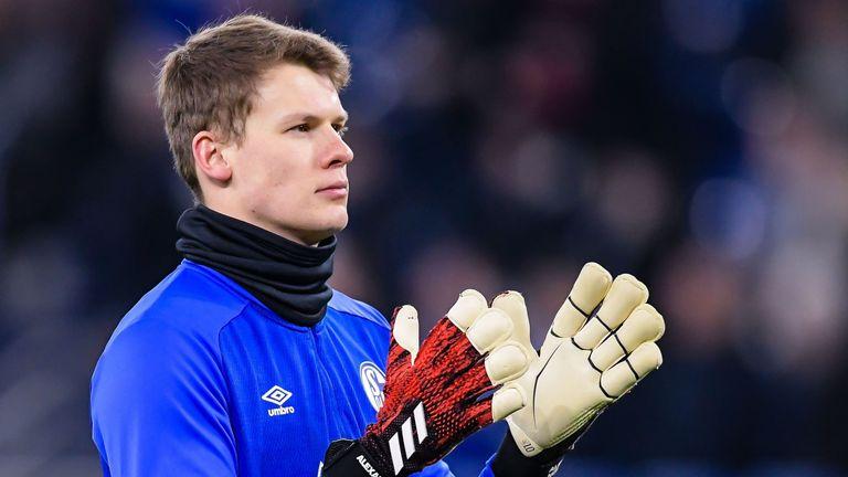 Alexander Nubel is swapping Schalke for Bayern Munich ahead of the 2020-21 season