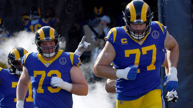 The Los Angeles Rams are due to play their first match in the SoFi Stadium on September 13