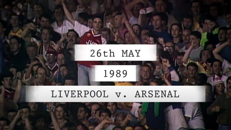 Arsenal Liverpool 1989 (Courtesy of NBC)