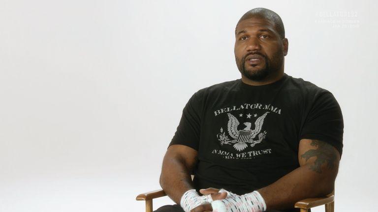 """Quinton """"Rampage"""" Jackson MMA"""