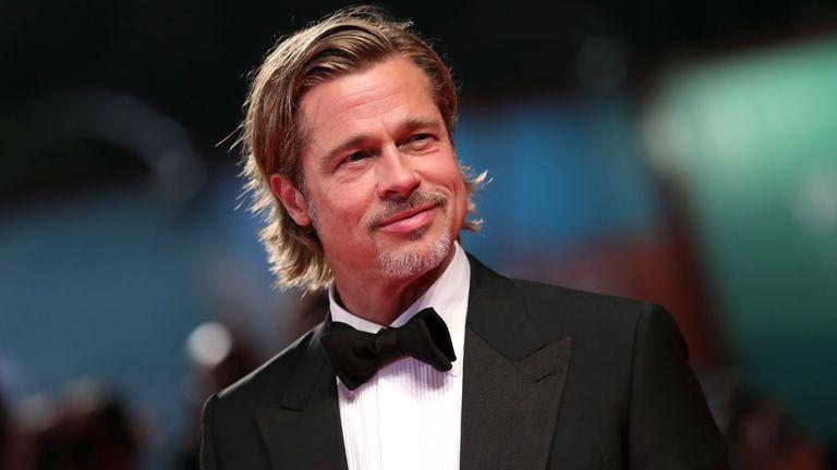 Brad Pitt dated Tyson's ex-wife