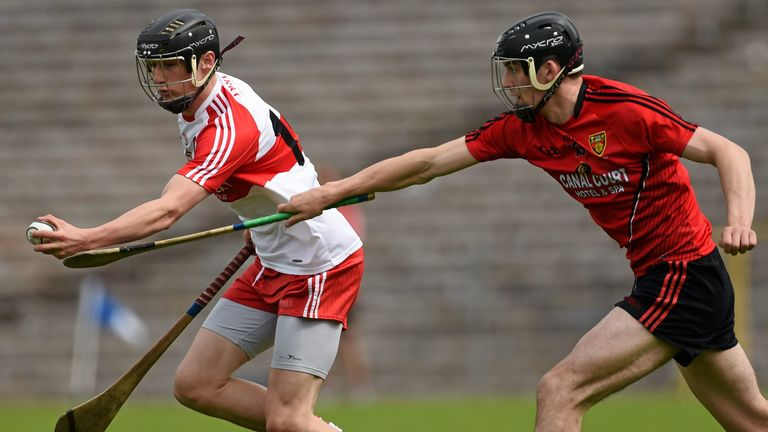 Derry currently compete in the Christy Ring Cup