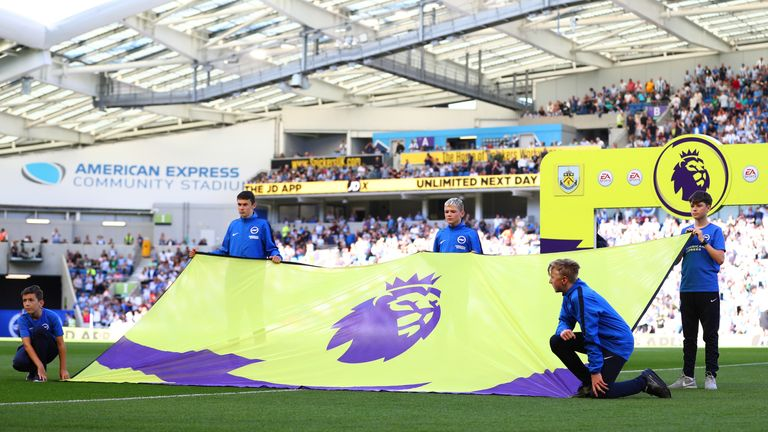 Fans will not be able to attend games at the Amex Stadium in the flesh for the foreseeable future