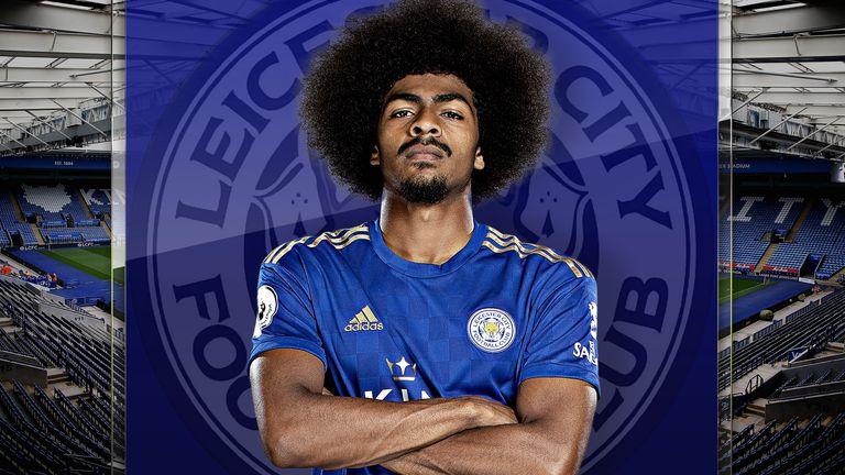 Hamza Choudhury has risen through the ranks at Leicester