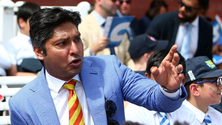 Kumar Sangakkara became the first non-British president of the MCC in 2019