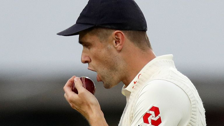ICC set to ban use of saliva to shine cricket balls