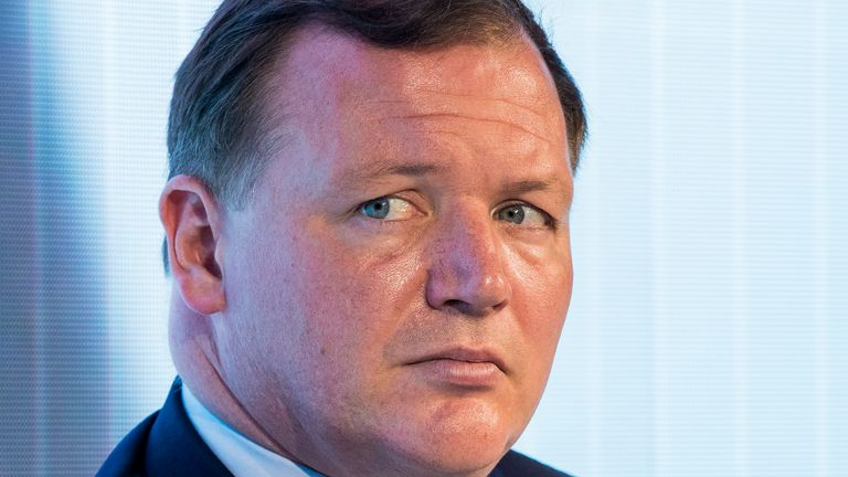 Damian Collins was formerly chairman of the Digital, Culture, Media and Sport Committee