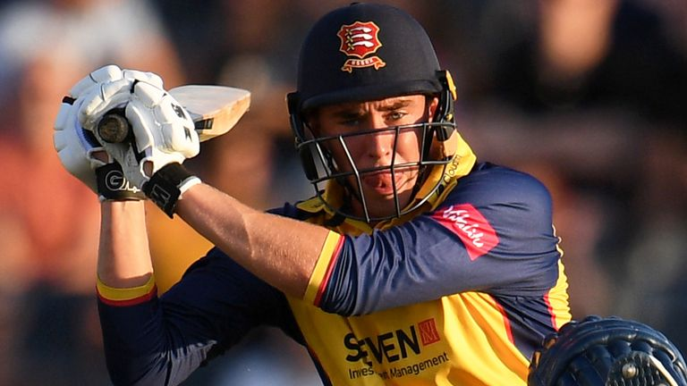 Lawrence helped Essex win the Vitality Blast in 2019