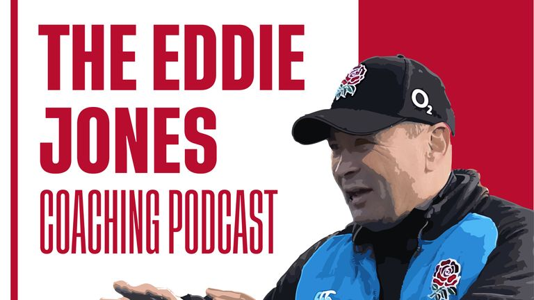 The fifth episode of The Eddie Jones Coaching Podcast sees Jones talk improving players and core skills