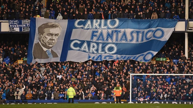 The Gwladys Street faithful have instantly warmed to their new manager