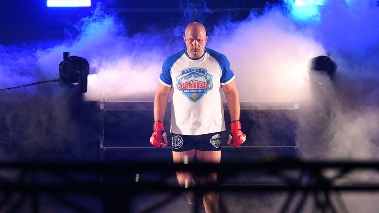 Fedor Emelianenko MMA