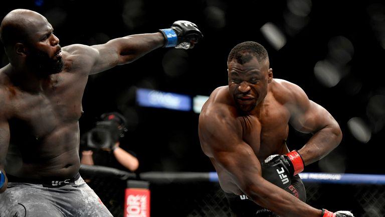 Francis Ngannou  MMA