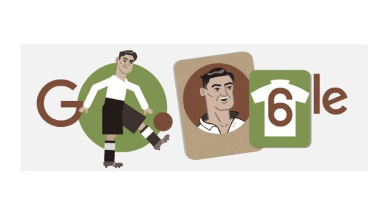 Google have created a unique celebration of Frank Soo on their UK homepage to raise awareness of his inspiring legacy.