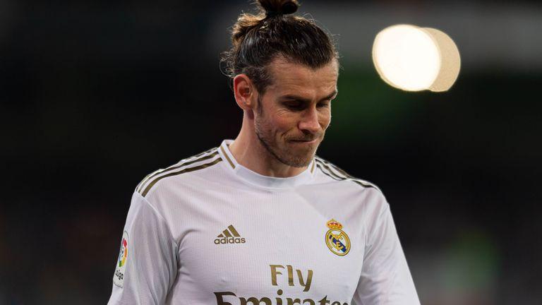 Gareth Bale: Real Madrid forward would consider Premier League return if  club let him leave | Football News | Sky Sports