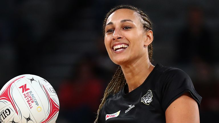 Geva Mentor joined Off the Court to talk England ambition, a return to netball and life in lockdown