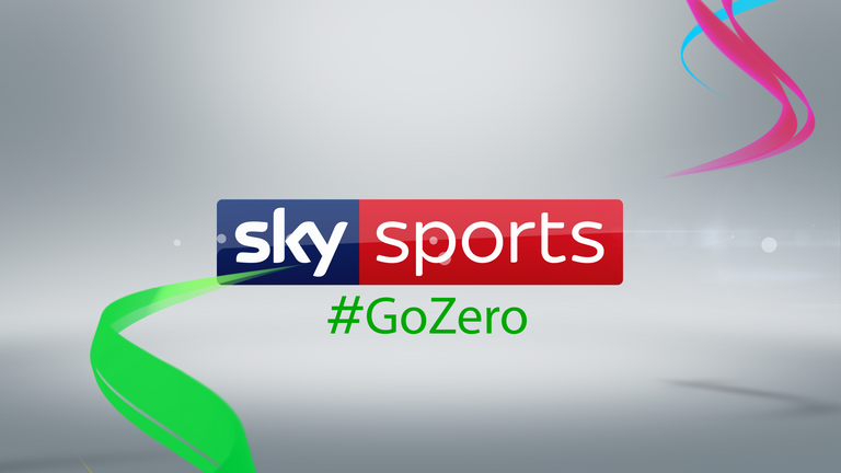 Sky Sports  #GoZero