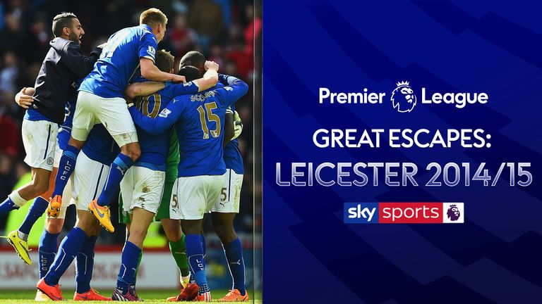 Leicester Great Escapes