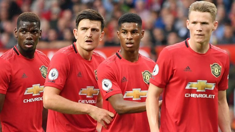 Harry Maguire confident Manchester United have talent to beat ...