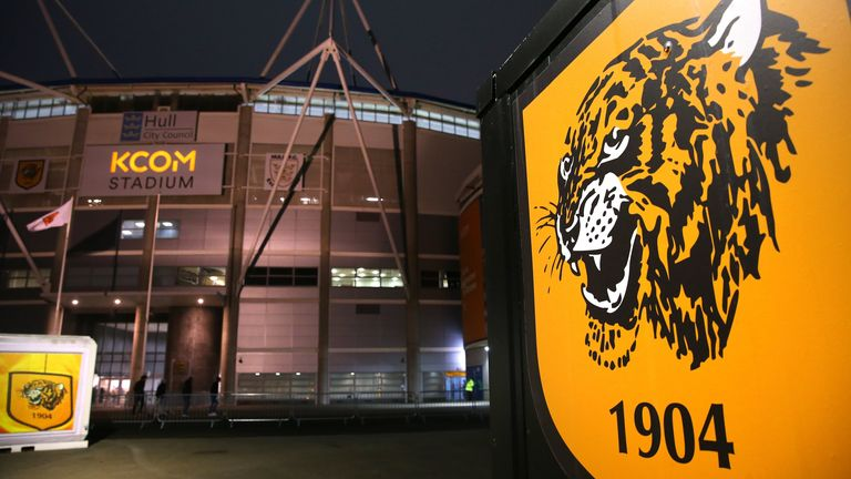 Hull were the only club to receive positive tests from the Championship's first round of coronavirus testing