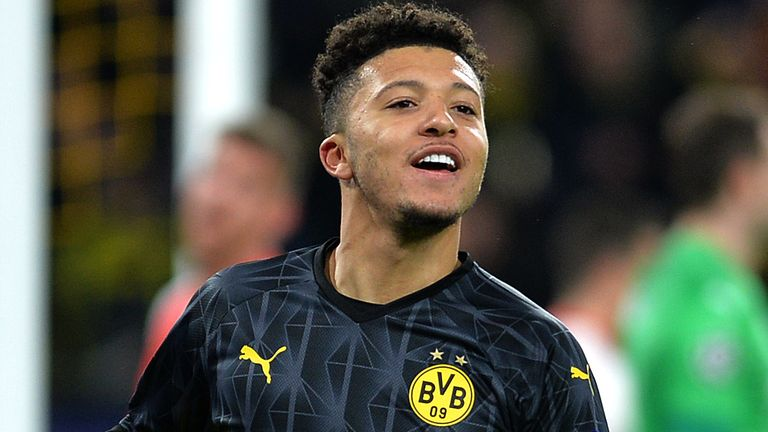 Are Man Utd finally going to get Jadon Sancho over the line?
