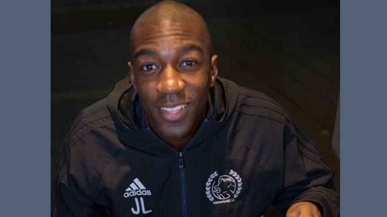 Jehmeil Lemonius is the captain of Stonewall FC, the world's most successful LGBT football club