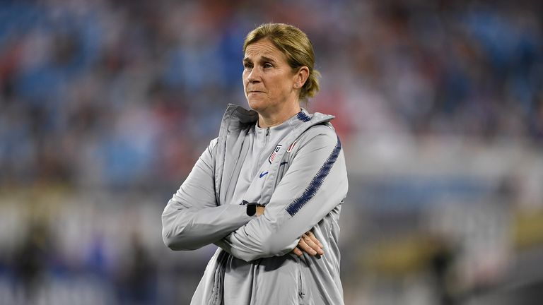 Eni Aluko believes former USA coach Jill Ellis, who was born in Portsmouth, could be the person to replace the outgoing Phil Neville as head coach of the England women's team