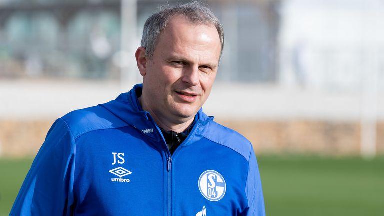 Schalke head of sport Jochen Schneider