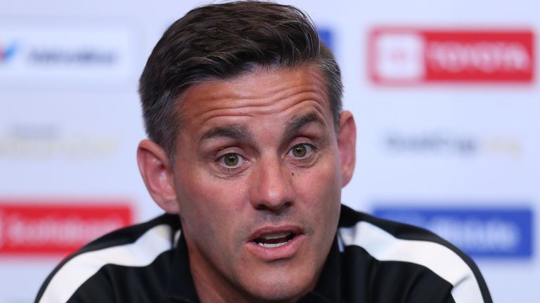 John Herdman is the current coach of the Canada men's team but has international experience with women's football