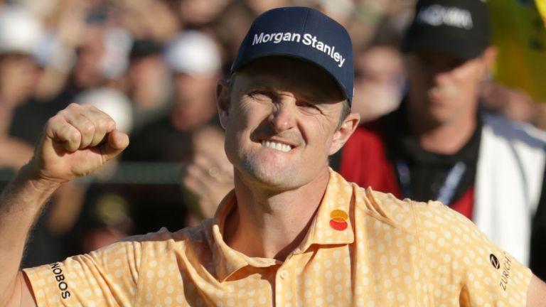 Deux des victoires les plus mémorables de Justin Rose se répètent cette semaine sur Sky Sports Golf