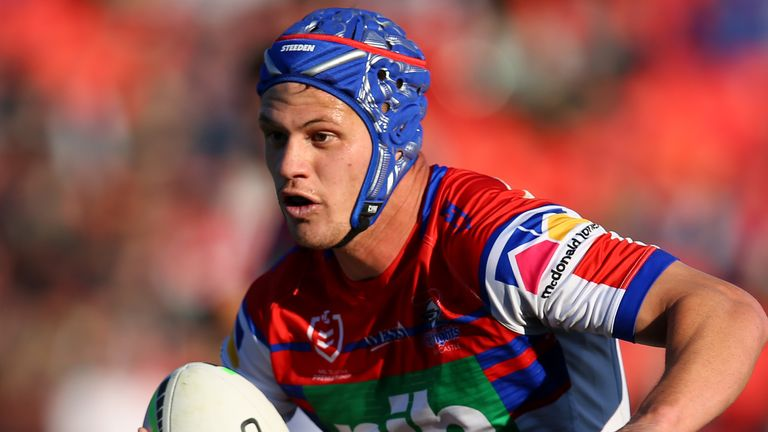Kalyn Ponga can step opponents and open defences