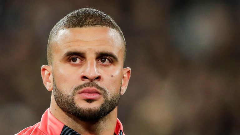 Kyle Walker accepts his actions were wrong but argued his family do not deserve press intrusion