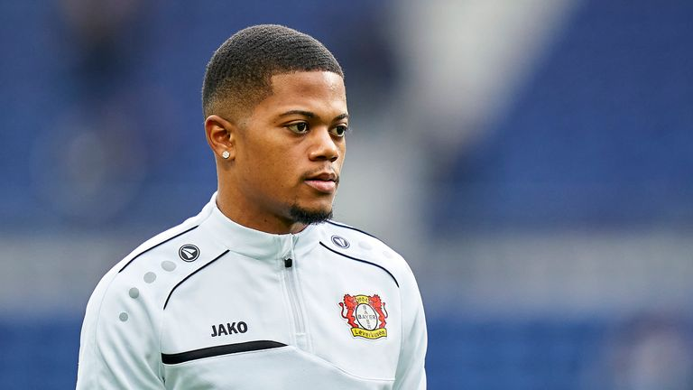 Bayer Leverkusen are asking just over £40m for the Jamaica international