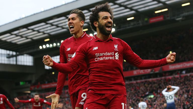 Liverpool look almost certain to clinch a first league title in 30 years