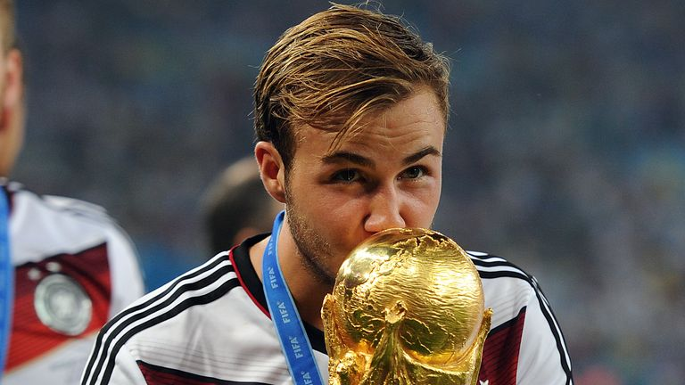 Gotze's World Cup final winner in 2014 underlined the excitement about his potential