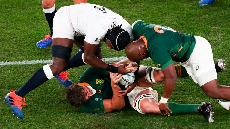 No plans to change British & Irish Lions tour dates: SA Rugby