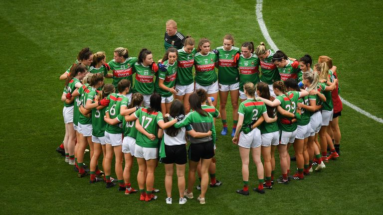 There has been a significant turnover in the Mayo squad