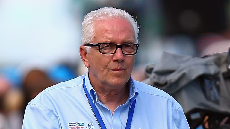 """Mick Bennett says he would  be """"staggered"""" if the Tour de France is held this year"""