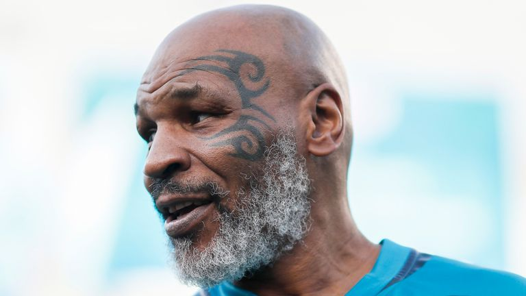 Mike Tyson is hitting like '21-year-old' in viral comeback video