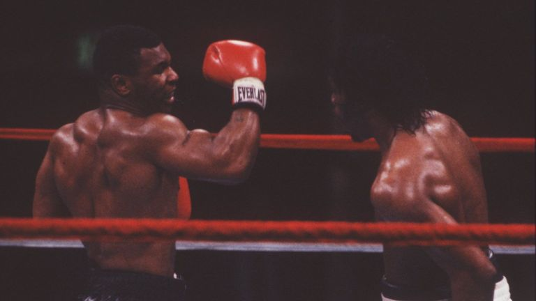 Green was the second opponent to survive with Tyson until the final bell