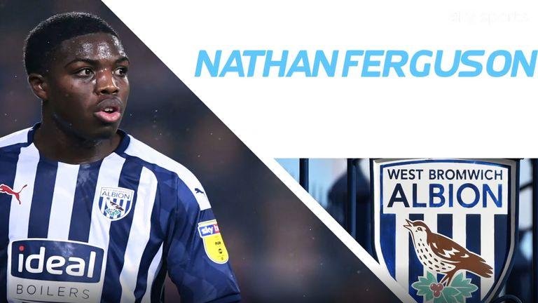 Nathan Ferguson Future Stars