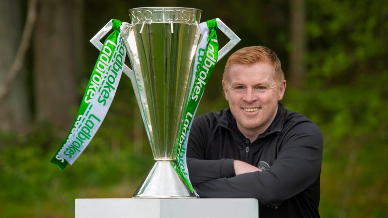 Celtic will be chasing a 10th straight Scottish Premiership title