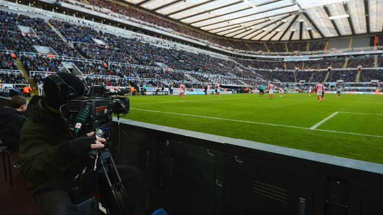 Newcastle United's potential takeover has come under scrutiny due to links with an illegal TV streaming service