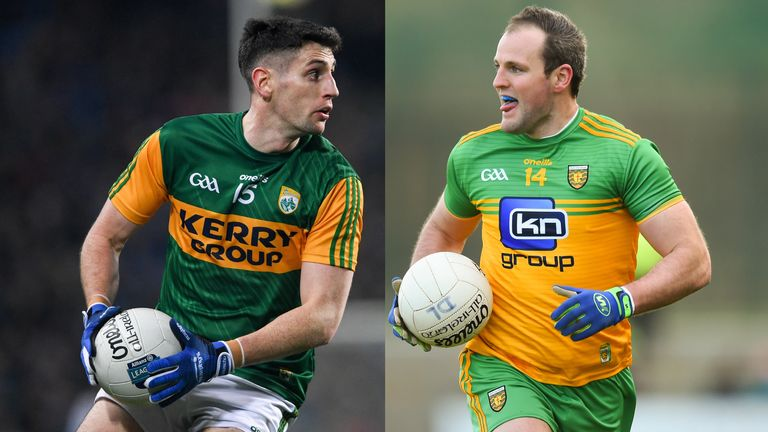 Some of the key players from Kerry and Donegal hail from Gaeltacht regions